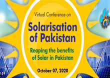 Solarisation of Pakistan