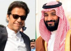 PM Imran offers Saudi crown prince support on launch of kingdom's 10 billion-tree drive